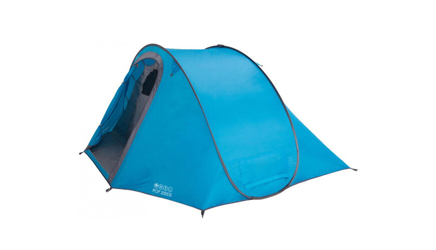 Vango Pop 200 DS tent blauw